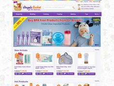 AngelsBasket New Delhi, India  Welcome to Angels Basket, an online website where you would find high quality baby products for your little ones at reasonable prices.   We are a renowned store having variety of products for newborn babies, infants, and toddlers. Buy Newborn Baby Care Products Online in India conveniently and comfortably.  M- 9958566119 Website- www.angelsbasket.com