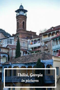 Tbilisi, Georgia in pictures
