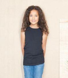 Meisjes shirt, lange lengte