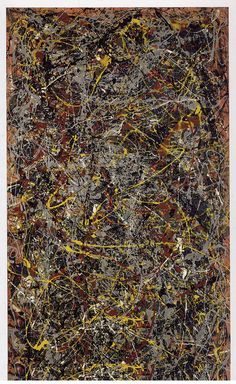 $140,000,000. Jackson Pollock – No.5, 1948.