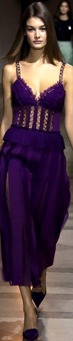 Carolina Herrera Fall 2016  women fashion outfit clothing style apparel @roressclothes closet ideas