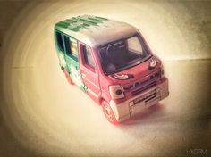 Suzuki Every #Tomica #diecast #SuzukiEvery