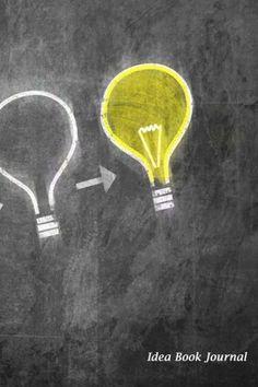 Idea Book Journal: Chalk light bulb design,draw and write... http://www.amazon.com/dp/1530334454/ref=cm_sw_r_pi_dp_InMuxb1F022TH