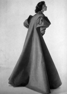 French Vogue, 1950s.