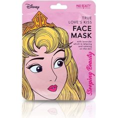 Mad Beauty Disney Princess Aurora Face Mask (75.205 IDR) ❤ liked on Polyvore featuring beauty products, skincare, face care, face masks, facial mask, face mask, dry skin mask, disney and disney masks