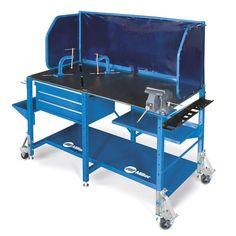 Miller 60SX ArcStation Welding Work Bench - Fully Loaded (951413)