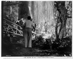 Behind the scenes of The Wizard of Oz, 1939