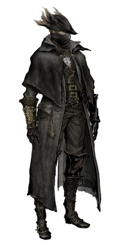 #Bloodborne Para más información sobre #videojuegos síguenos en Twitter https://twitter.com/TS_Videojuegos y en www.todosobrevideojuegos.com
