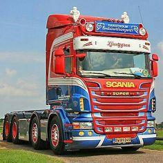 Its my love drive truck