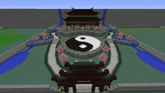STARTING NOW! Don't Forget => This specific Survival Tips Minecraft For Survival Tips Ultimate appears to be entirely wonderful, need to bear this in mind when I've got a chunk of bucks in the bank. Minecraft Temple, Minecraft Castle, Minecraft Plans, Cool Minecraft Houses, Minecraft Tutorial, Minecraft Blueprints, Minecraft Crafts, Minecraft Buildings, Minecraft Art