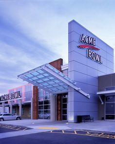 Foushee Recreation Construction and Renovation for Acme Bowling