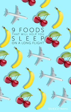 We did some research to put together a list of the best foods to eat on a long flight to help you rest.
