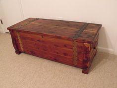 antique cedar chest | Collectibles-General (Antiques): cedar chest, revival movement, empire ...