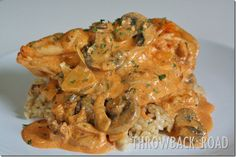 Chicken Paprika, Wow i need to do this one. ASAP!
