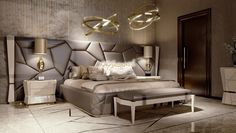 The War Against Modern Bedroom Ideas Create a Contemporary Bedroom in 5 Easy Steps - lowesbyte Bedroom Furniture Design, Headboard Designs, Bed Design Modern, Headboards For Beds, Luxury Bedroom Design, Bed Furniture Design, Bedroom Bed Design, Modern Luxury Bedroom, Bedroom Headboard