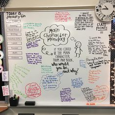 "175 Likes, 7 Comments - 5th Grade Teacher ❤️ (@mrs.litz) on Instagram: ""It's been a while since we have done a #whiteboardprompt - we did one today, and had so much fun…"""