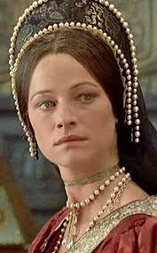 Henry VIII & His 6 Wives 1972-Anne Boleyn - played by Charlotte Rampling