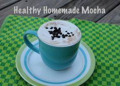 Dairy free mocha!