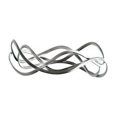 Discover the beautiful Tidal Bangle by Sheila Fleet at just 276GBP. Explore our bespoke jewellery from Orkney, Scotland