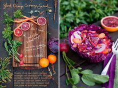 Beautiful recipes from Erin Gleeson of The Forest Feast, posted on Miss Moss