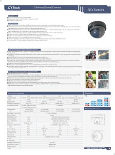 700TVL SONY CCD 2.8-12mm Lens Security In//Out Door Weatherproof IR Camera 125FT