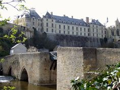 Thouars Castle