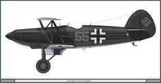 Avia B.534-I Luftwaffe 1940