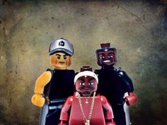 33 Of Your Favorite Bands Recreated With LEGOS | TIME