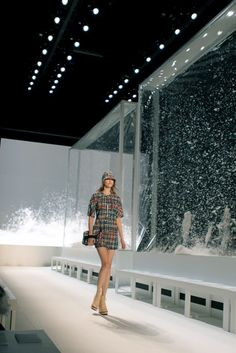 Lacoste FW12 Fashion Show, New York Fashion Week. Photographed by Simon Caillaud.