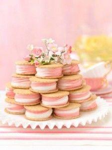 Alternatief voor bruidstaart