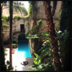 Morning sunshine @elfennmarrakech #elfenn #elfennmarrakech #marrakech #morocco #sunshine #instagood #loftus - @elfennmarrakech- #webstagram