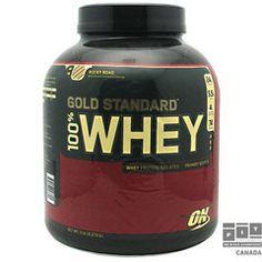Optimum Nutrition 100 % Whey Gold Standard Banana Cream ON Protein Powder 100 Whey Protein, Whey Protein Isolate, Protein Foods, High Protein, Banana Cream, Vanilla Ice Cream, Optimum Nutrition Gold Standard, Gold Standard Whey, Health