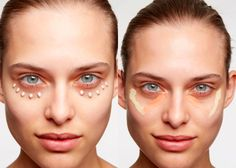 4 Easy Steps to Hide Dark Undereye Circles
