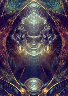 Manafold Visionary Art