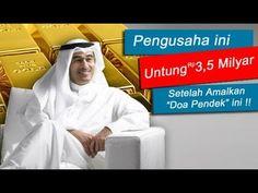 Untung 3 Milyar dengan Doa Pendek ini - YouTube Self Reminder, Doa, Quran, Islam, Spirituality, Ariel, Videos, Music, Youtube