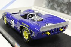 Revell Monogram Can Am Lola T70 Mark Donohue 4833 New 1 32 Slot Car in Display | eBay