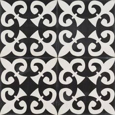 Black Medieval Manor Reproduction Tile by Jatana Interiors, to suit any interior. Bathroom Vinyl, Bathroom Ideas, Old Apartments, Antique Tiles, Encaustic Tile, Commercial Interiors, Monster, Tile Patterns, Tile Design