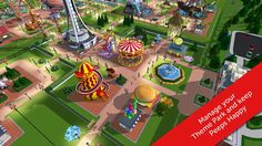 RollerCoaster Tycoon Touch - APK Mass - The Easiest Way to Download Android Apps. - Game