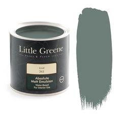 Little Greene Paint - Lead Colour - Little Greene . Green Things little greene lead color 117 Little Greene Farbe, Little Greene Paint, Brick Effect Wallpaper, Tree Wallpaper, English Rose Kitchen, Peinture Little Greene, Specialist Paint, Portland Stone, Stunning Wallpapers