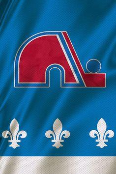 Quebec Nordiques Art Print by Joe Hamilton Nhl Jerseys, Hockey Teams, Hockey Stuff, Sports Team Logos, Sports Art, Sports Teams, La Kings Stanley Cup, Quebec Nordiques, Joe Hamilton