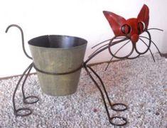 Gato Matero $90.000 Welding Art, Welding Projects, Metal Garden Art, Metal Working Tools, Steel Art, Grill Design, Scrap Metal Art, Iron Art, Iron Decor