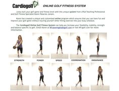 """30 Drills and Golf-Fitness Exercises to Do Before the End of Summer No. 5 """"L"""" Drill 