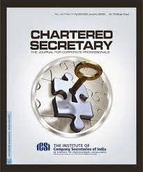 Company Secretary: Chartered Secretary