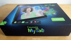 COSMOTE My Tab - unboxing