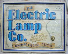 Vintage Signs, Traditional Signs, Antique Signs, Old Fashioned Signs