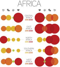 Infographics of the Day: Amid Climate Change, Some Countries Luck Out | Co.Design: business + innovation + design