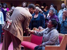 Mission Revival - Rev. Dr. Otis Moss III - New Member