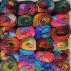 i could have a room filled to the brim with these yarns