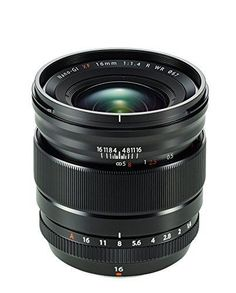 Fujinon 16mm f1.4 WR Awesome lens