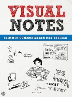 Visual notes : slimmer communiceren met beelden  Ravers, Kim  2012  9789461260451  SISO 306.2.6 # Grafische technieken